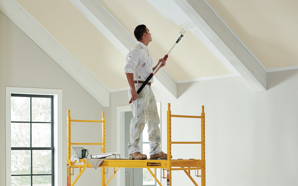 Ceiling Painting Service From PDS Painting Birmingham